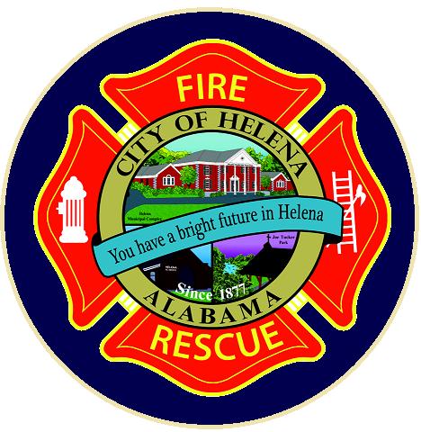 Helena Fire Logo